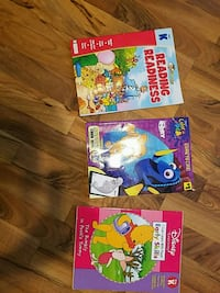 2 activity books pre k and k and 1 color Valparaiso, 46385