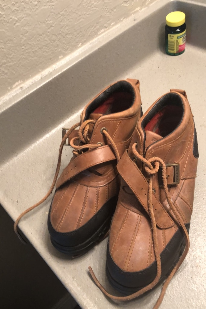 Photo Polo Boots size 8.5 women's