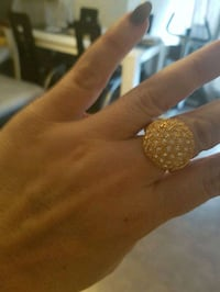 bague en diamant couleur or Paris, 75010