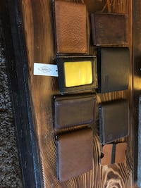 Leather wallets NEW Nanaimo, V9S 5T9