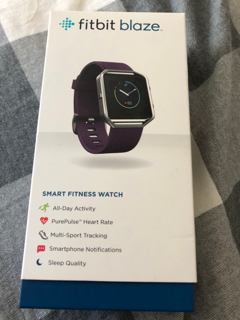 Photo Fitbit Blaze