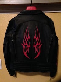 Ladies First Gear leather jacket