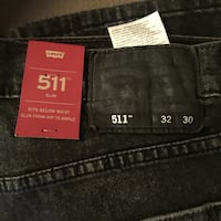 Brand new Levi's Jeans Surrey, V3R 7C1