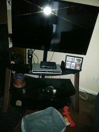 49 inches TV  with tv  Stand