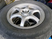 "16"" Konig wheels - multi bolt pattern Edmonton"