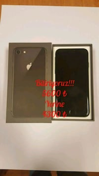 İphone 8 64 gb  Cemalpaşa, 01120