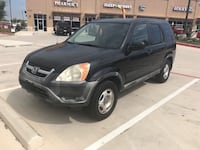 Honda - CR-V - 2002 Fort Worth, 76179
