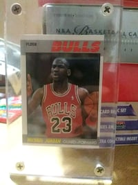 Michael jordan card don't know which one Caldwell, 83607
