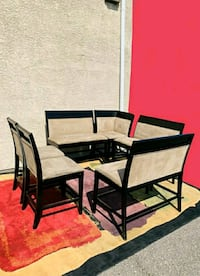 beautiful dinning chairs*No table only chairs* Las Vegas