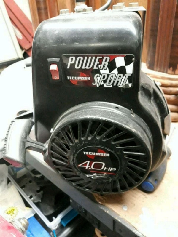 Tecumseh power sport 4hp go kart engine
