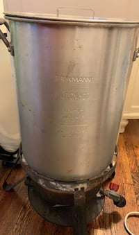 Brinkmann Turkey Fryer outdoor Yonkers, 10705