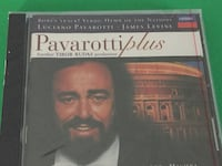 Pavarotti Plus-Brand New Sealed