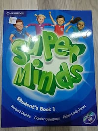 Super Minds Students Book 1