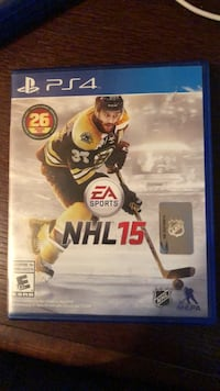 Ps4 madden nfl 15 game case Calgary, T2M 2A5