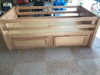 Solid Maple Twin Bed for Kids Bernardsville, 07924