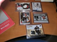 assorted baseball player trading cards Mission