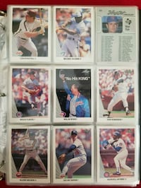 1990 Leaf Baseball Card Set El Paso, 79912
