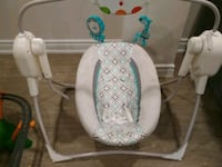 Baby Bouncer Seat. Excellent Condition. $30.00.