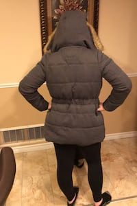 Blue notes Women's winter Jacket with hood size small Mississauga, L5C 1G2