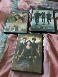 Twilight saga movies