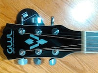 New George Washburn Acoustic Guitar Consider offers  Will trade for silver Coins Toronto