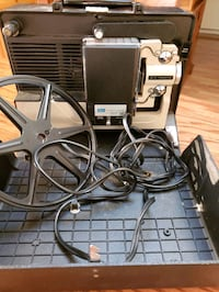 SEARS super 8mm projector  Tinley Park, 60477