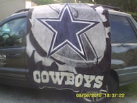 Cowboy Blanket For Sale $20 OBO=Or Best Offer.  The Blanket Is Used, But Good.   (CA) We Can Meet For You To Check It Out.   Fayetteville, NC  FAYETTEVILLE