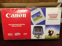 Canon CanoScan 3200F Flatbed Scanner