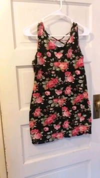 Size small floral dress Caldwell, 83605