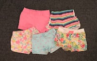 Girl's size 4T shorts Springfield, 22153