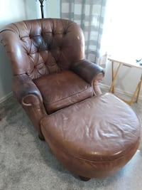 Leather Chair and Ottoman  Grand Junction, 81503