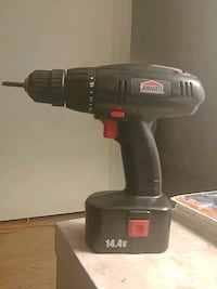 Electric drill fully charged Barrie, L4N 2P9
