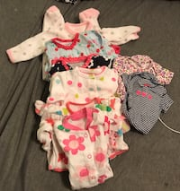 Baby clothes NB carters  Holbrook, 11741