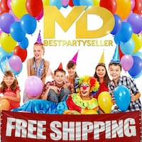 BIRTHDAY BALLOON AND ANY PARTY EVENT