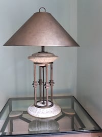 Set of Lamps or Set of End Tables TORONTO