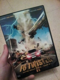 F6 Twister DVD étui