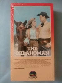 The Oklahoman vhs