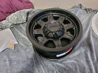 Offroad wheels and tires  Kersey