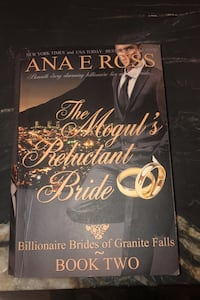 The moguls reluctant bride by Ana Ross  Jessup, 20794