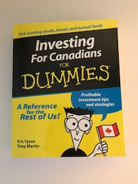 Investing for Canadians for Dummies Vancouver, V6B 2W1