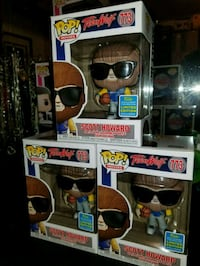 Teenwolf SDCC exclusive funko pops $30 EACH (FIRM PRICE) Toronto, M1L 2T3