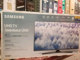"TV 40"" SAMSUNG 4K SMART NEW"