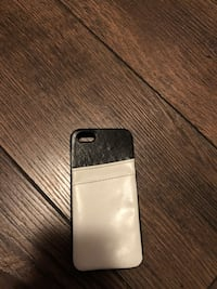 Black and gray iphone case North Vancouver, V7N 2S8