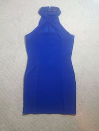 Forever 21 blue dress size small to medium  Calgary, T2G