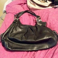 Black Coach Purse Victoria, V9A 3M5