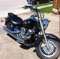 2003 Yamaha V-star 1100cc Cambridge, N1S