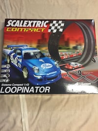 Scalextric Compact Loopinator - 4 coches Getafe, 28901
