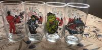Ghostbusters 2 collectible cups