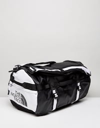 The north face Black and white camp duffel bag Los Angeles, 90045
