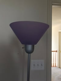 Purple Torcheire Lamp Great Mills, 20634